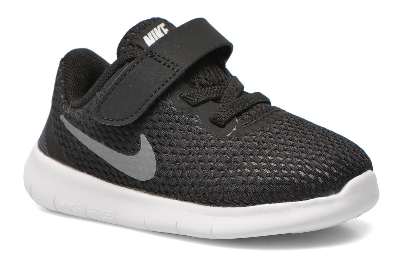 Trainers Nike Nike Free Rn (Tdv) Black detailed view/ Pair view