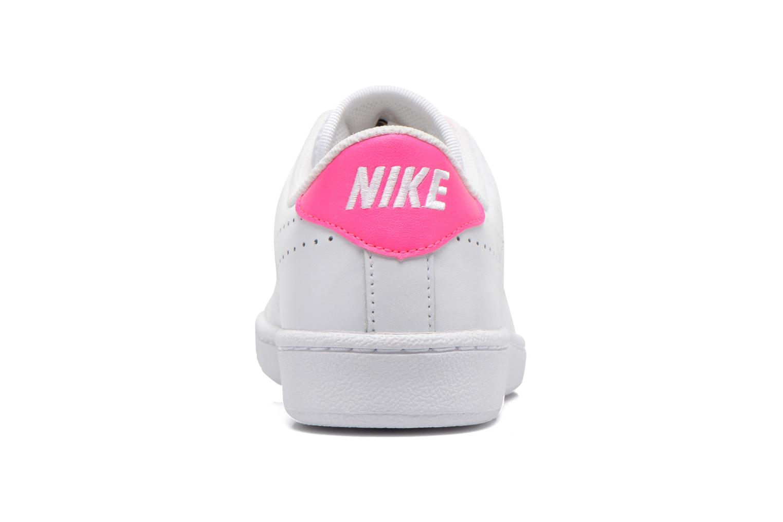 Trainers Nike Tennis Classic Prm (Gs) White view from the right