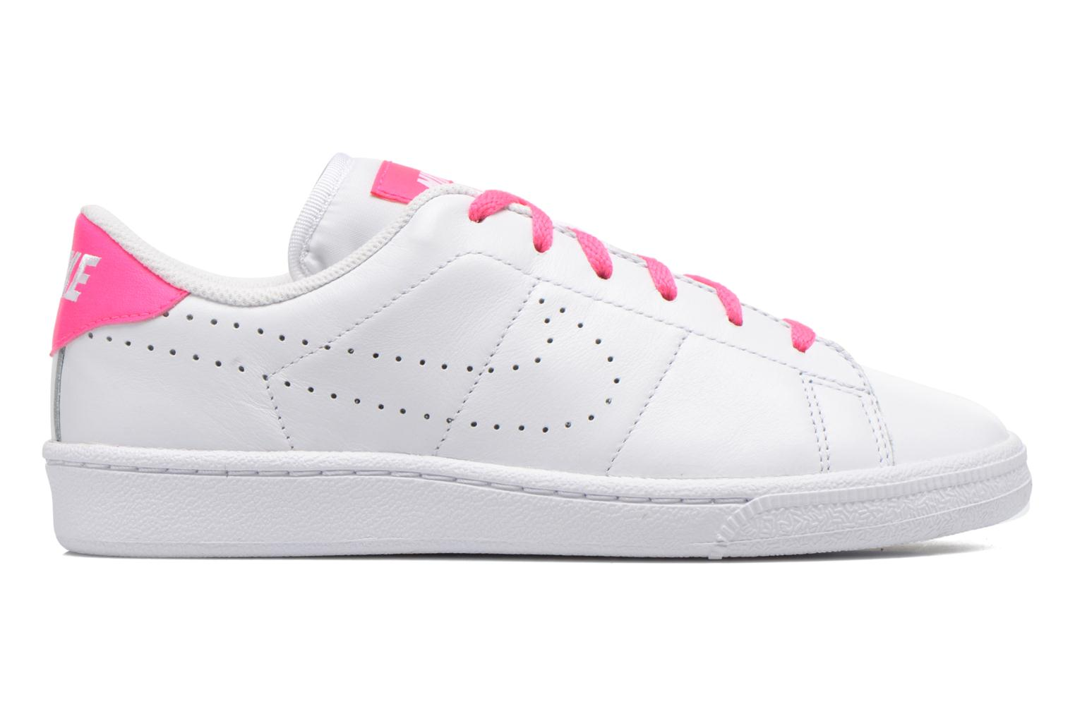 Trainers Nike Tennis Classic Prm (Gs) White back view