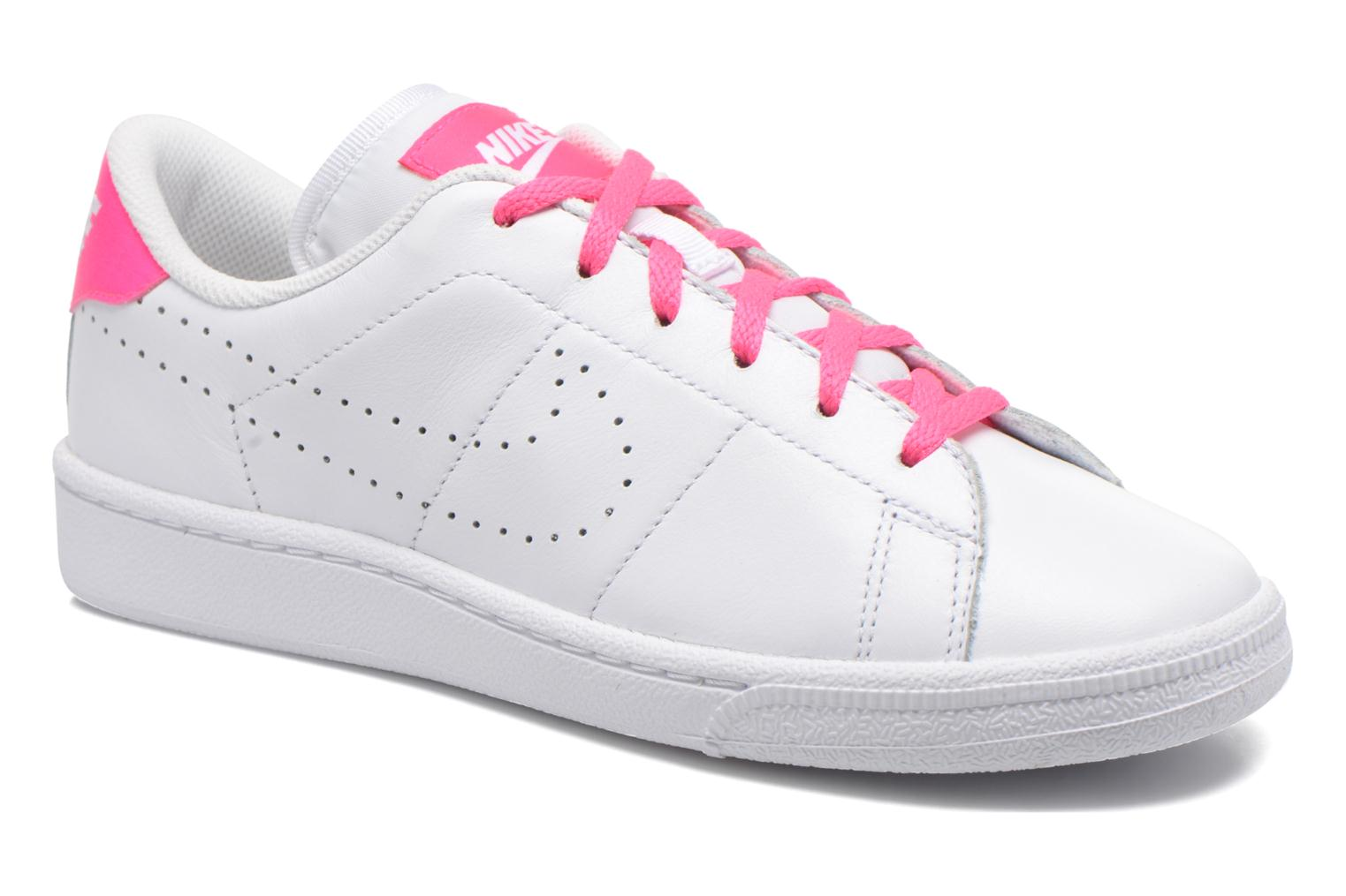 Trainers Nike Tennis Classic Prm (Gs) White detailed view/ Pair view