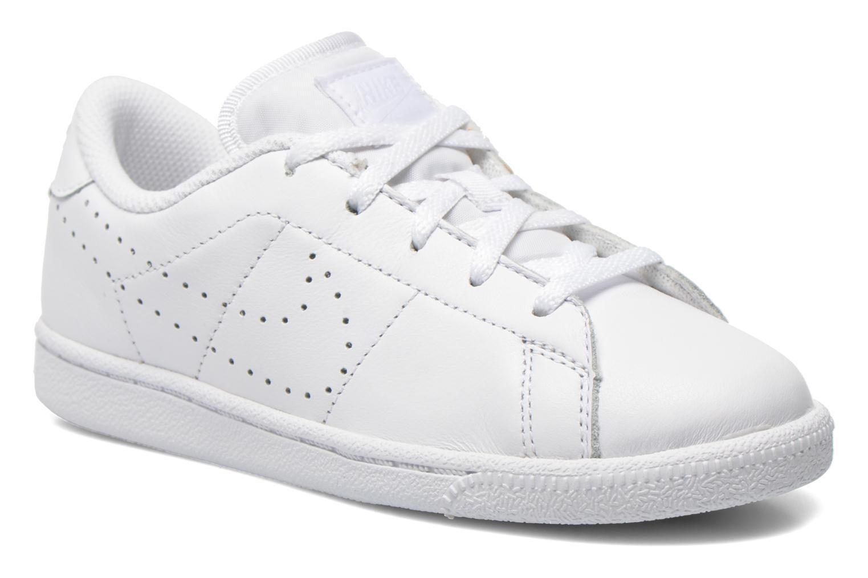 Tennis Classic Prm (Ps) White White