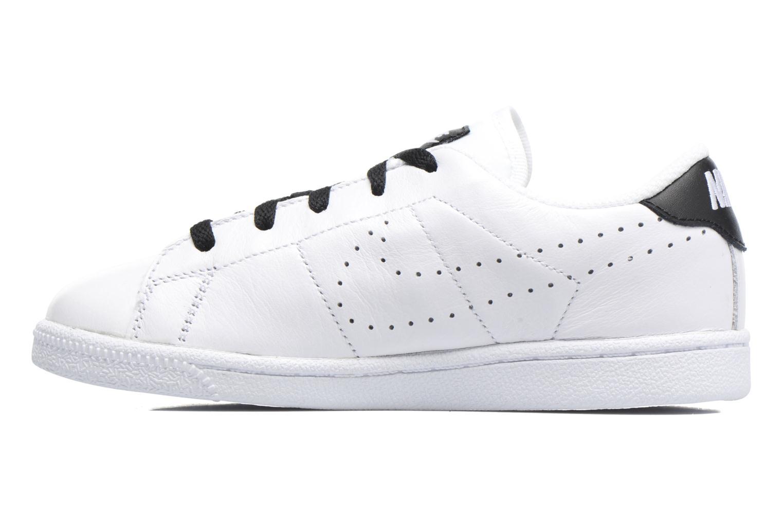 Tennis Classic Prm (Ps) White/white-Black