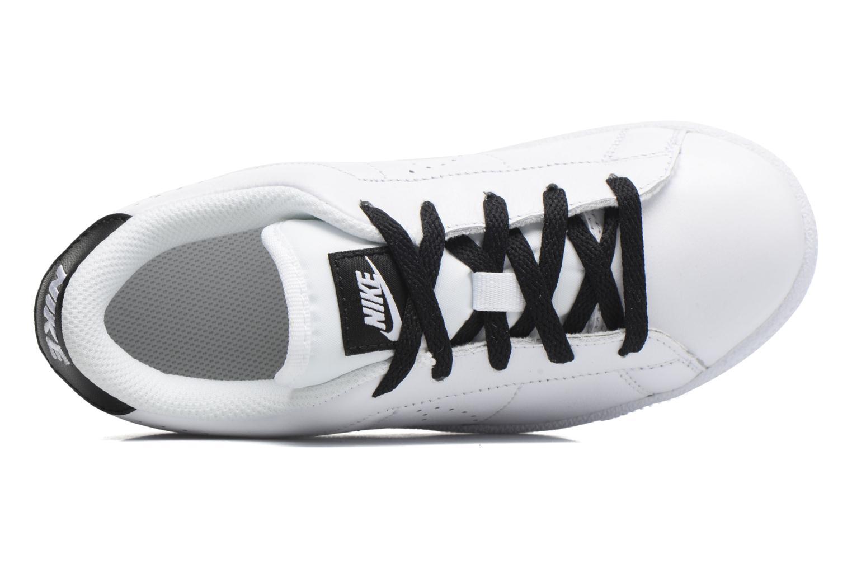 Baskets Nike Tennis Classic Prm (Ps) Blanc vue gauche