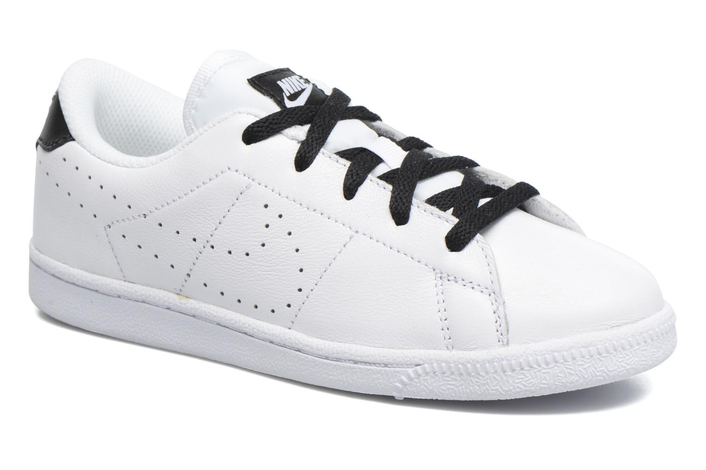 Baskets Nike Tennis Classic Prm (Ps) Blanc vue détail/paire