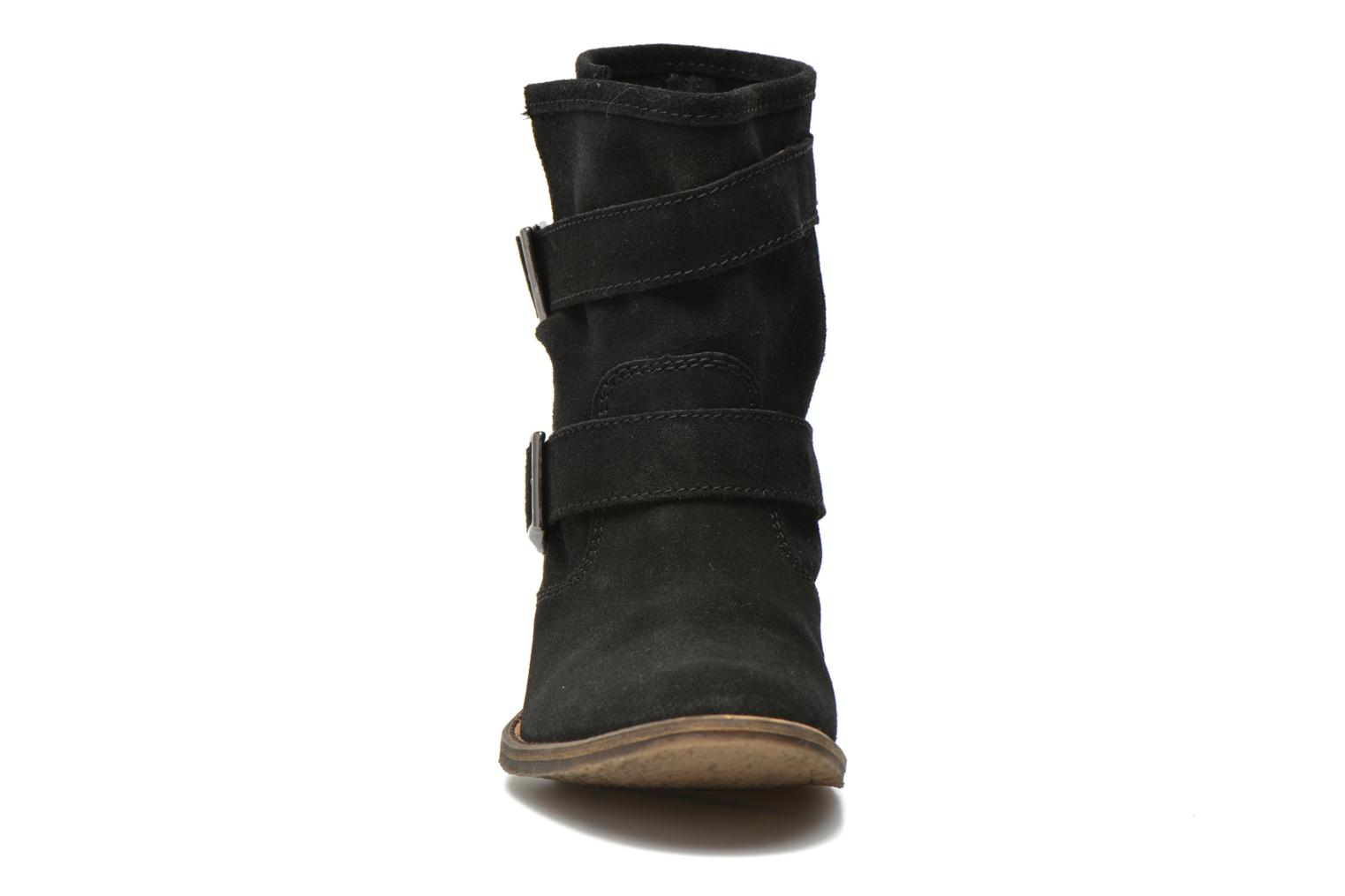 Ankle boots Addict-Initial Chasuble 2 Black model view