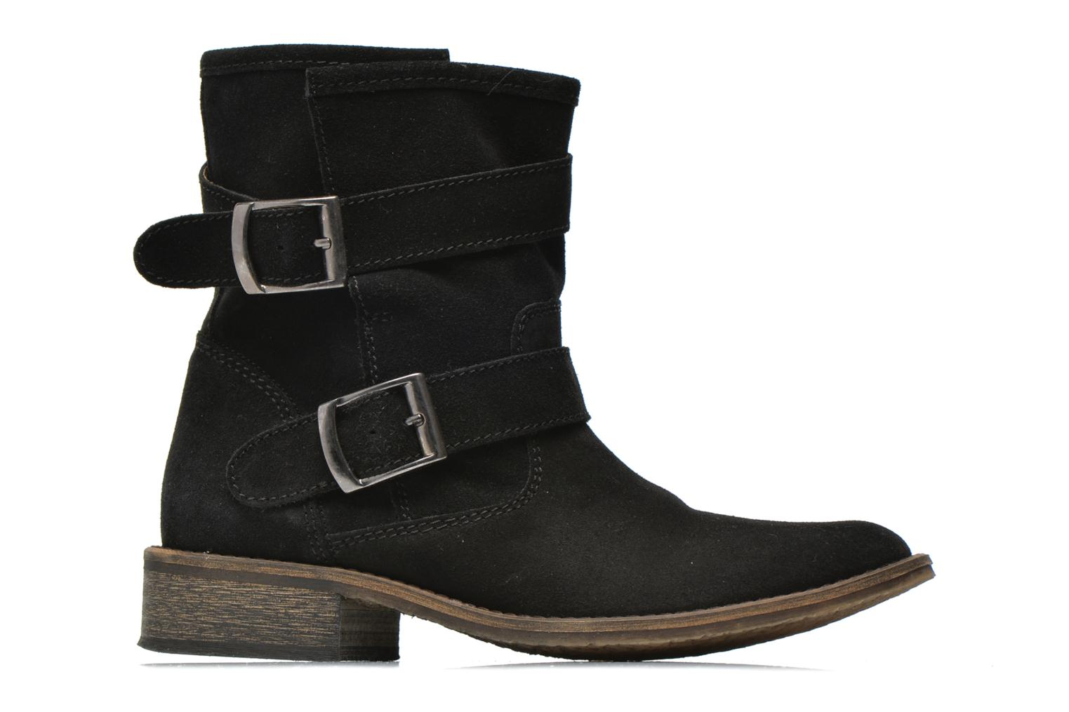 Ankle boots Addict-Initial Chasuble 2 Black back view