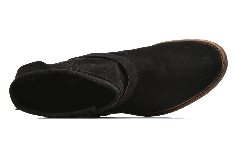 Bottines et boots Addict-Initial Chasuble 2 Noir vue gauche