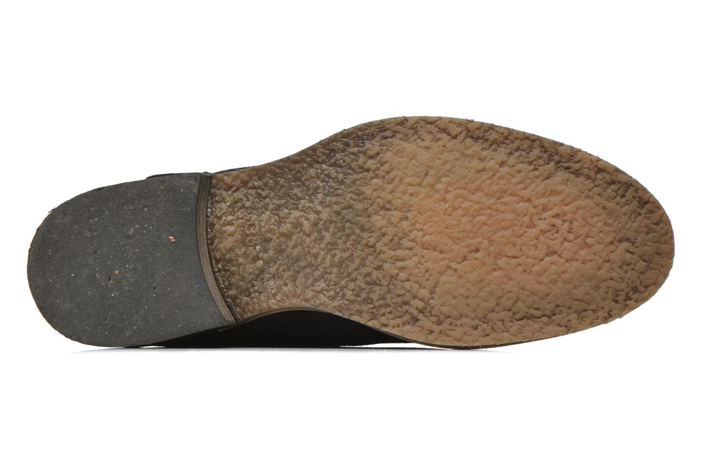 Bottines et boots Addict-Initial Chasuble 2 Noir vue haut