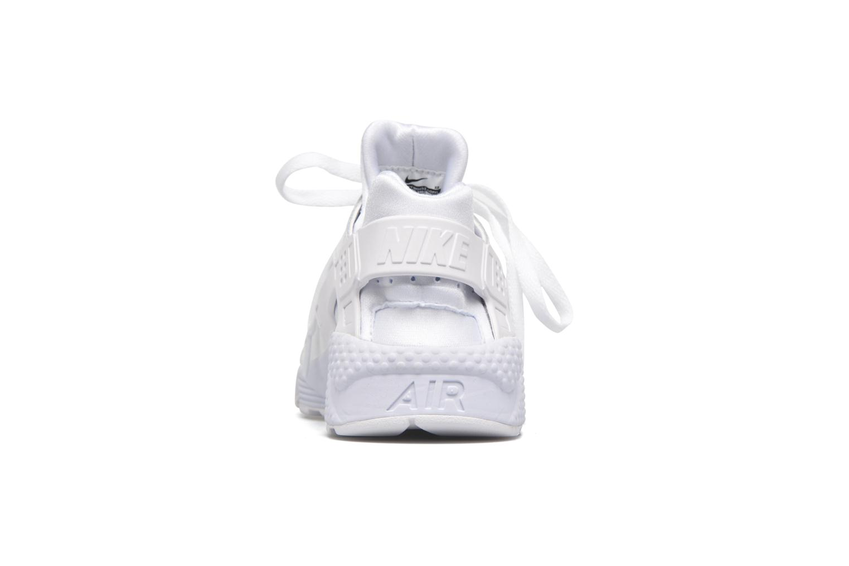 Sneakers Nike Nike Air Huarache Run Prm Bianco immagine destra
