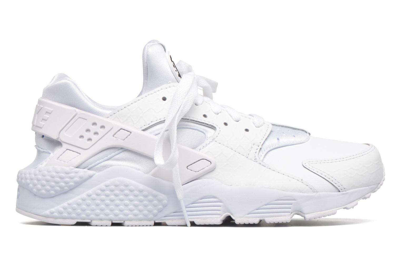 Sneaker Nike Nike Air Huarache Run Prm weiß ansicht von hinten