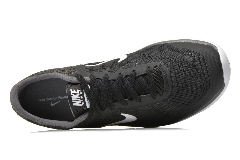 Chaussures de sport Nike Wmns Nike In-Season Tr 5 Noir vue gauche