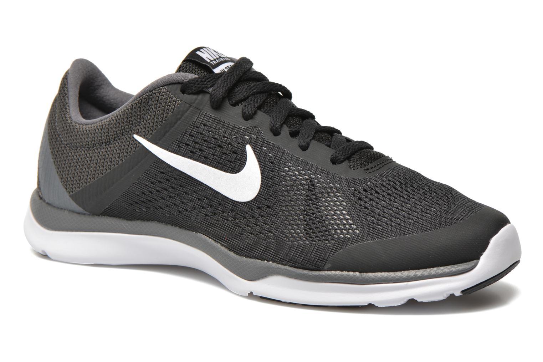 Wmns Nike In-Season Tr 5 Black/White-Dark Grey-Anthrct