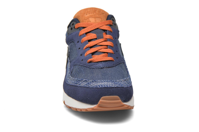 Sneaker Nike Nike Air Max Bw Premium blau schuhe getragen