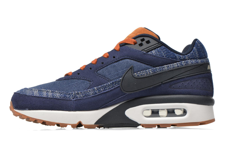 Sneaker Nike Nike Air Max Bw Premium blau ansicht von vorne