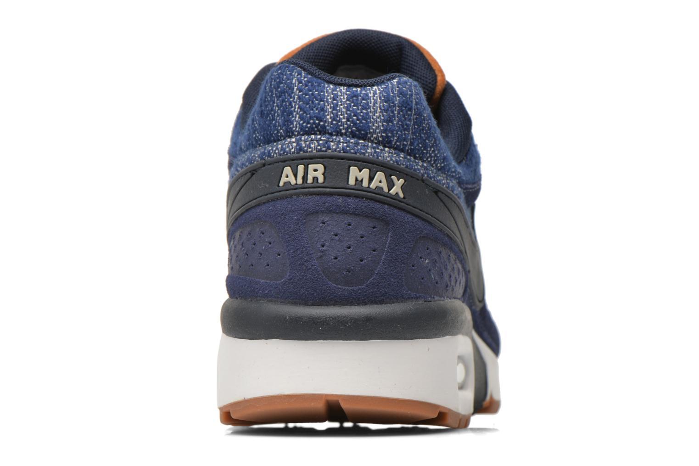 Sneaker Nike Nike Air Max Bw Premium blau ansicht von rechts