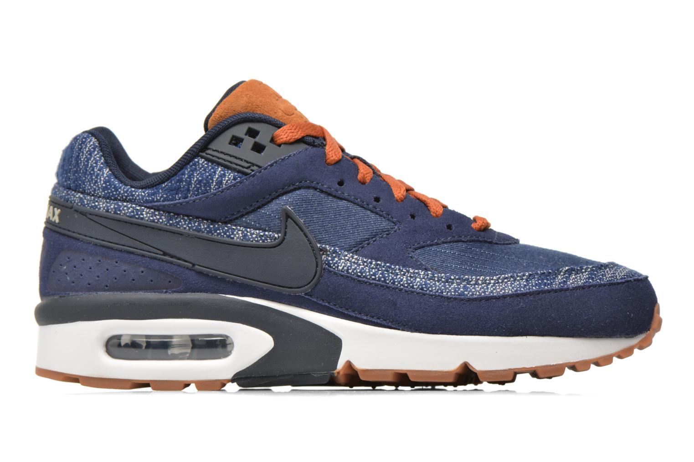 Sneaker Nike Nike Air Max Bw Premium blau ansicht von hinten