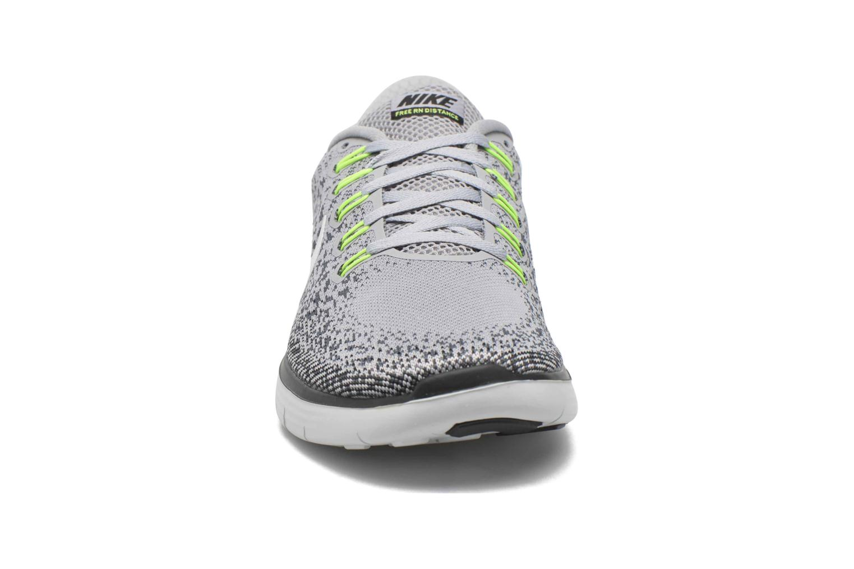 Scarpe sportive Nike Nike Free Rn Distance Grigio modello indossato