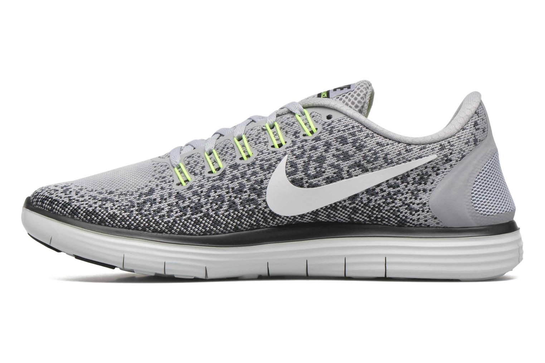 Scarpe sportive Nike Nike Free Rn Distance Grigio immagine frontale