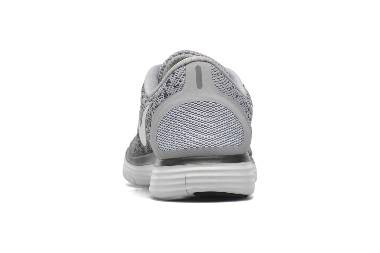 Chaussures de sport Nike Nike Free Rn Distance Gris vue droite