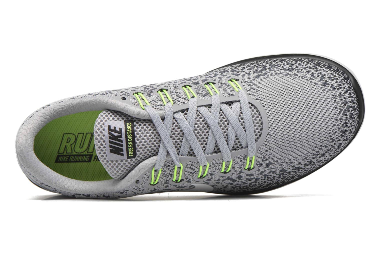Chaussures de sport Nike Nike Free Rn Distance Gris vue gauche