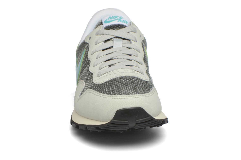 Sneaker Nike W Nike Air Pegasus '83 silber schuhe getragen