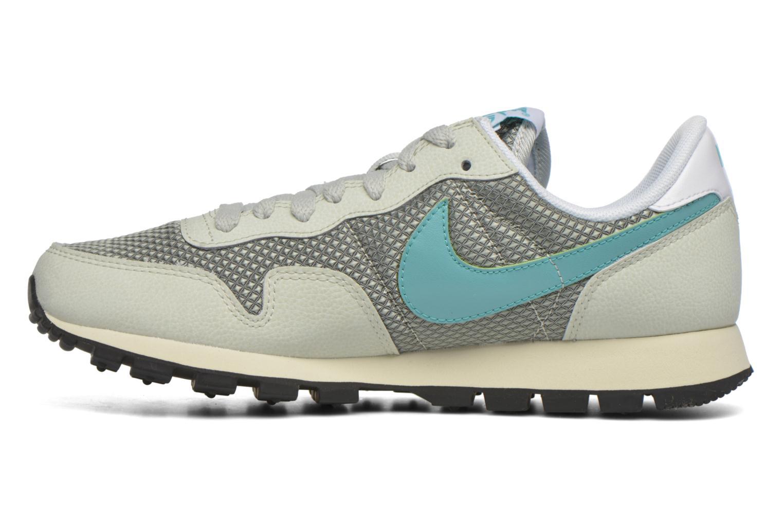 Sneaker Nike W Nike Air Pegasus '83 silber ansicht von vorne