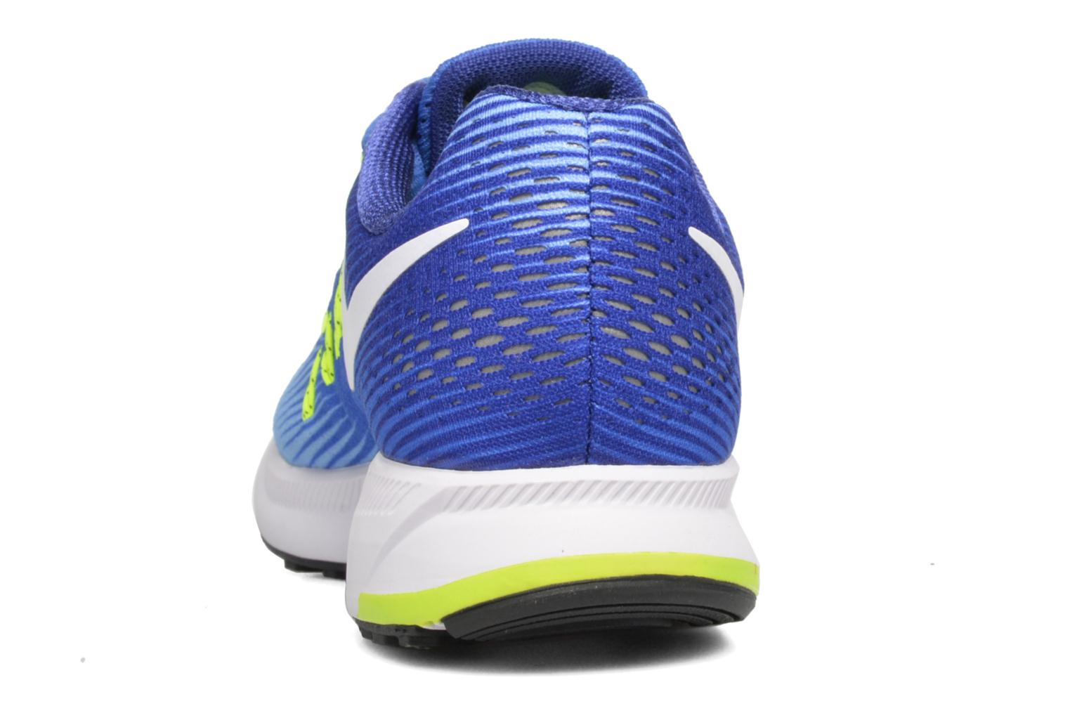 Sport shoes Nike Wmns Nike Air Zoom Pegasus 33 Blue view from the right