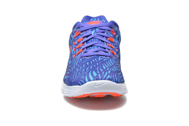 Scarpe sportive Nike Wmns Nike Lunartempo 2 Print Multicolore modello indossato