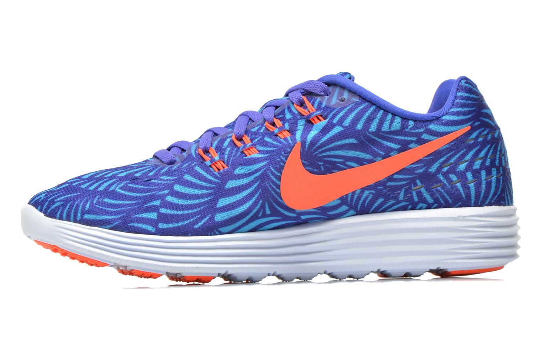 Chaussures de sport Nike Wmns Nike Lunartempo 2 Print Multicolore vue face