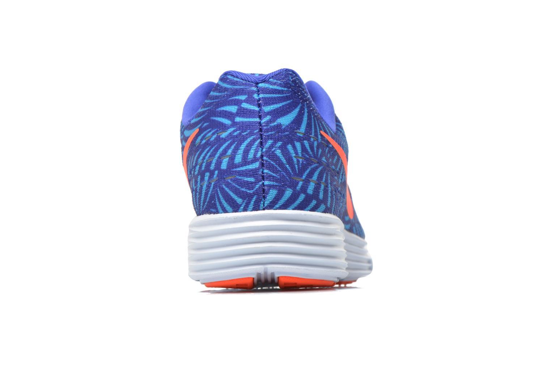 Sportschuhe Nike Wmns Nike Lunartempo 2 Print mehrfarbig ansicht von rechts