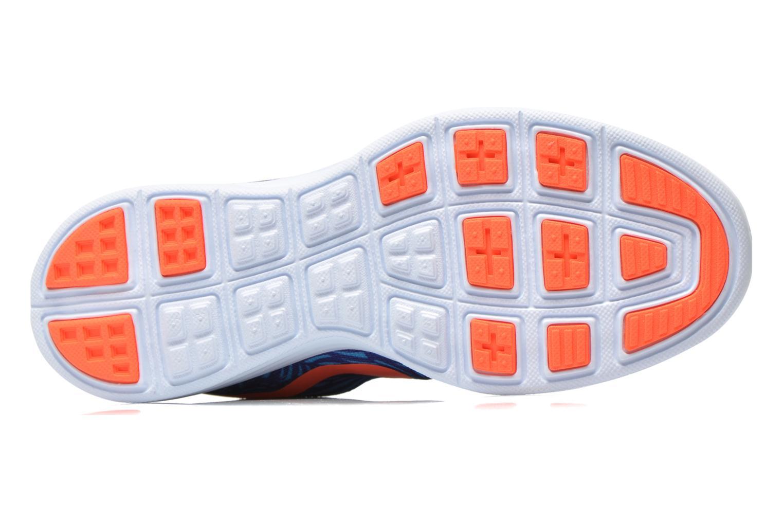 Sportschuhe Nike Wmns Nike Lunartempo 2 Print mehrfarbig ansicht von oben