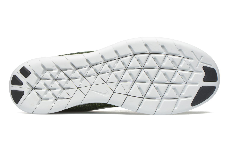 Nike Free Rn Anthracite/Off White-Volt-Blk