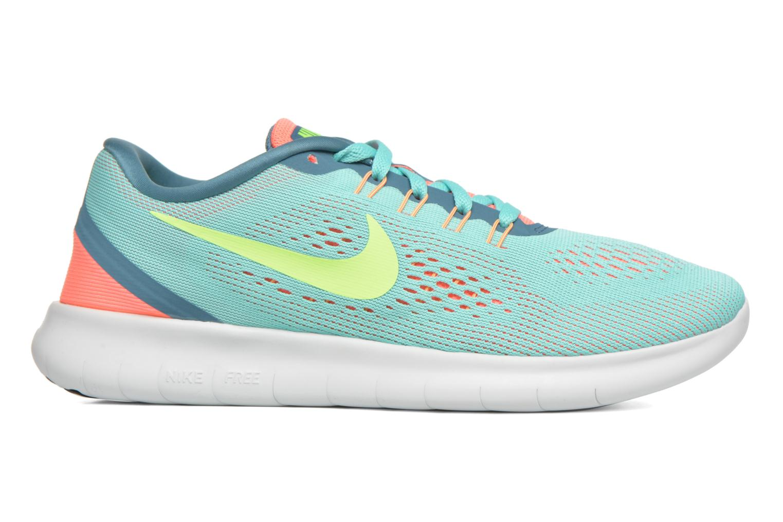 Zapatillas de deporte Nike Wmns Nike Free Rn Verde vistra trasera