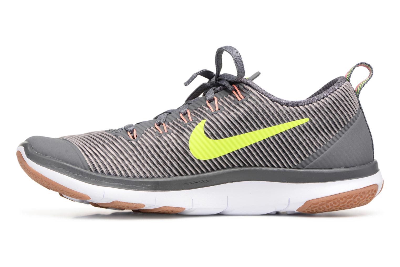 Chaussures de sport Nike Nike Free Train Versatility Gris vue face