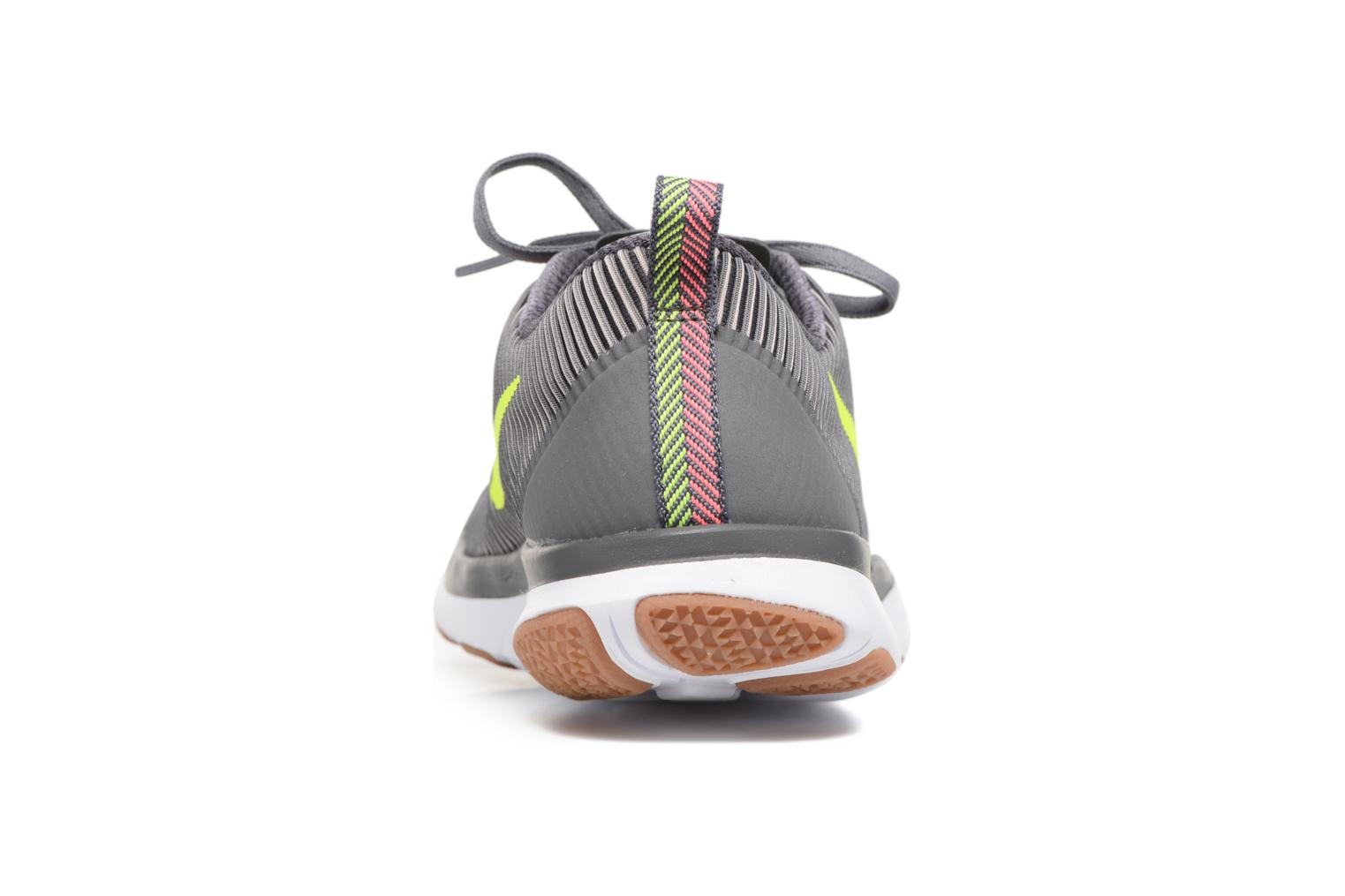 Sport shoes Nike Nike Free Train Versatility Grey view from the right