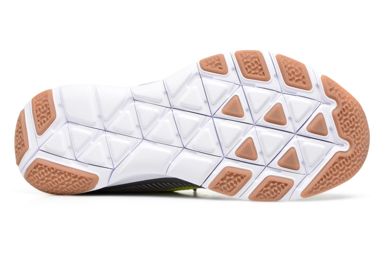Sport shoes Nike Nike Free Train Versatility Grey view from above