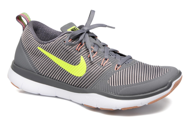 Sport shoes Nike Nike Free Train Versatility Grey detailed view/ Pair view