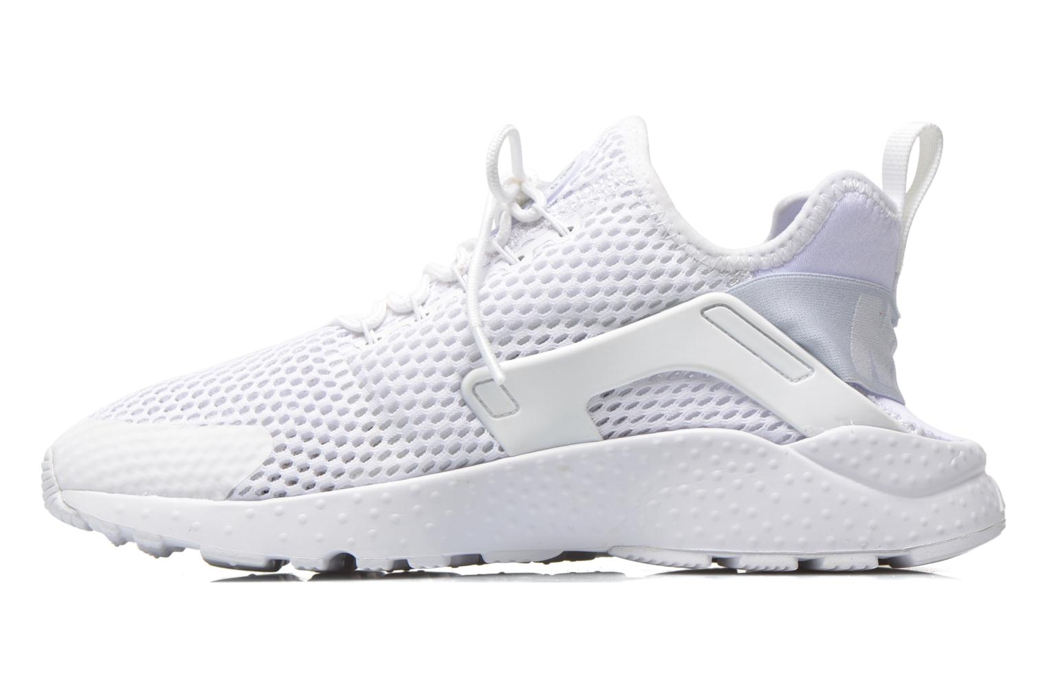 Baskets Nike W Air Huarache Run Ultra Br Blanc vue face