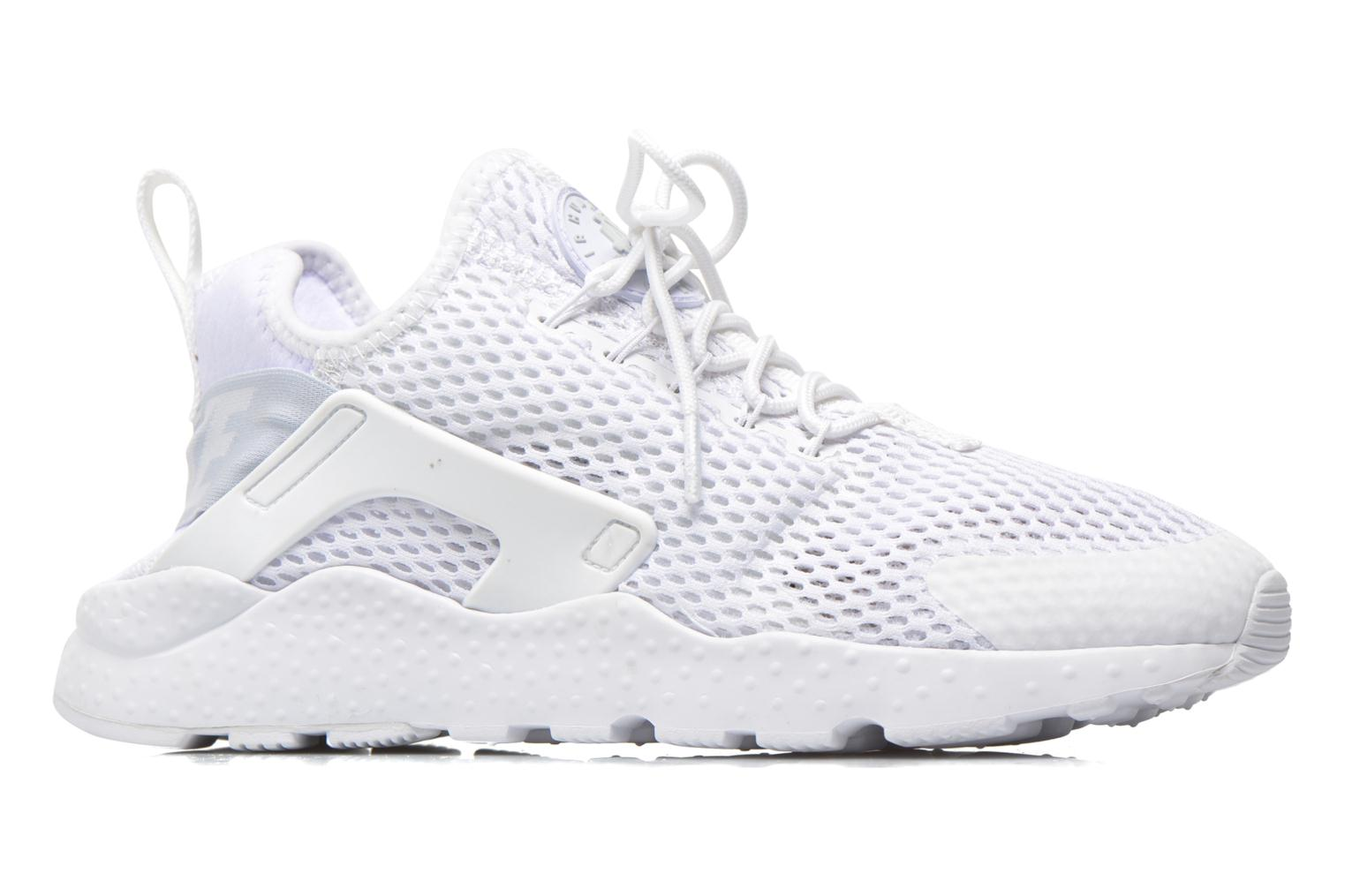 Baskets Nike W Air Huarache Run Ultra Br Blanc vue derrière