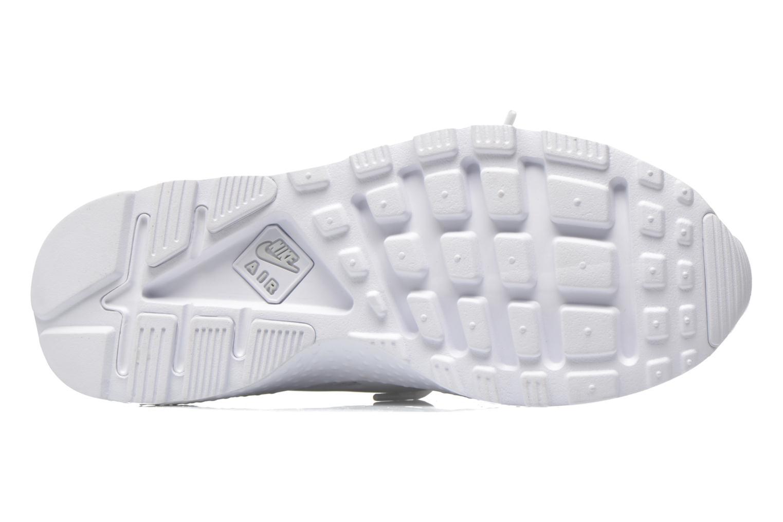 Baskets Nike W Air Huarache Run Ultra Br Blanc vue haut