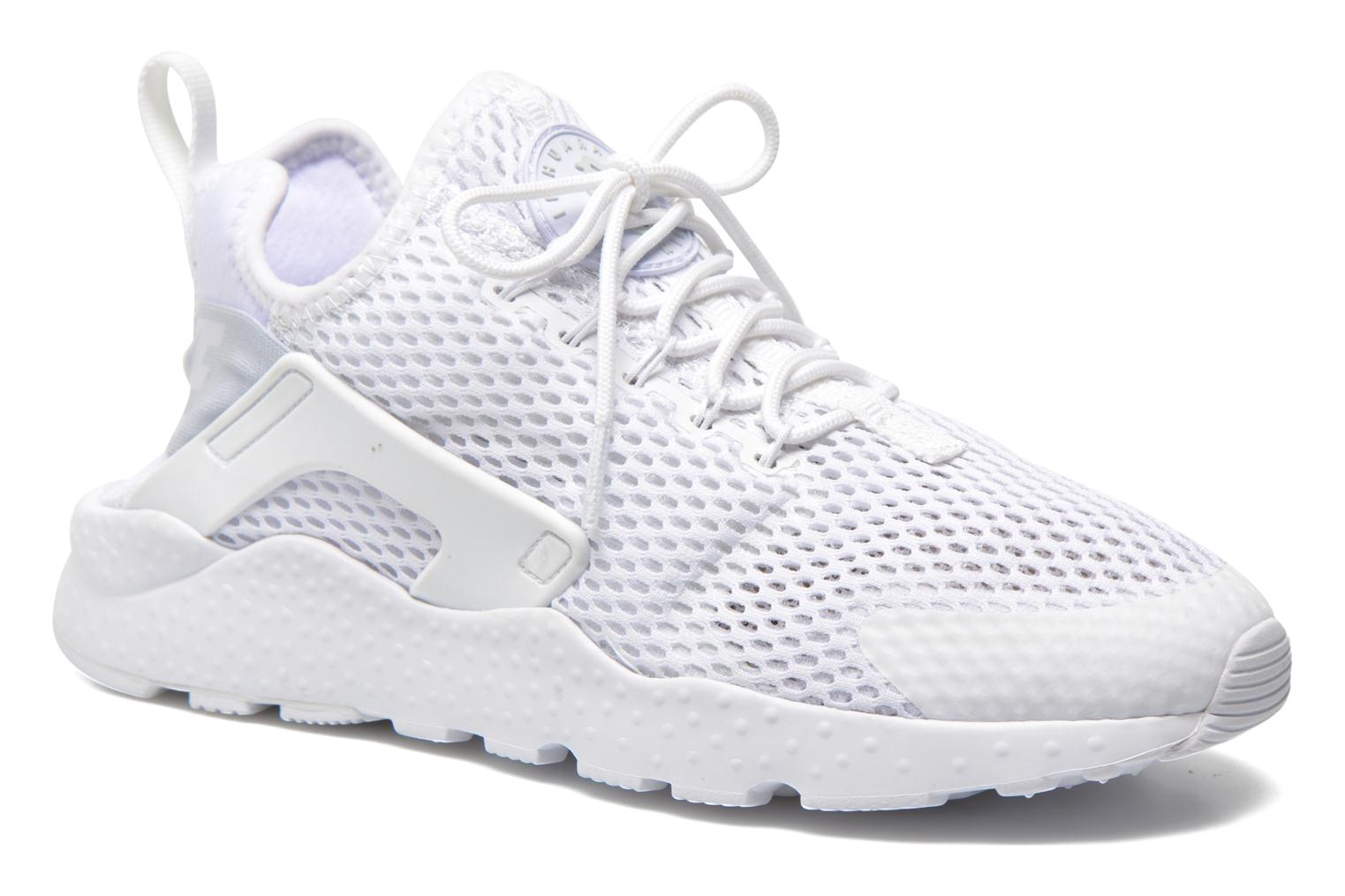Baskets Nike W Air Huarache Run Ultra Br Blanc vue détail/paire