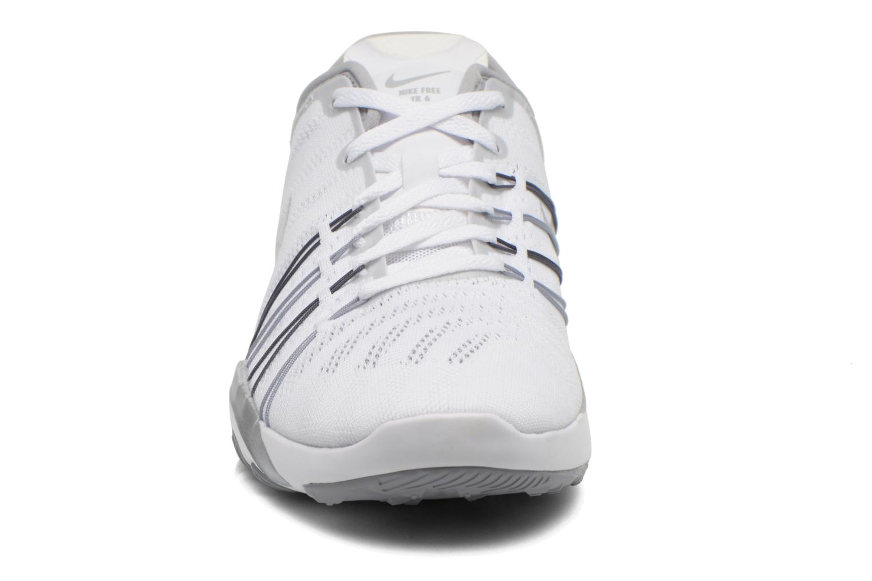Zapatillas de deporte Nike Wmns Nike Free Tr 6 Blanco vista del modelo