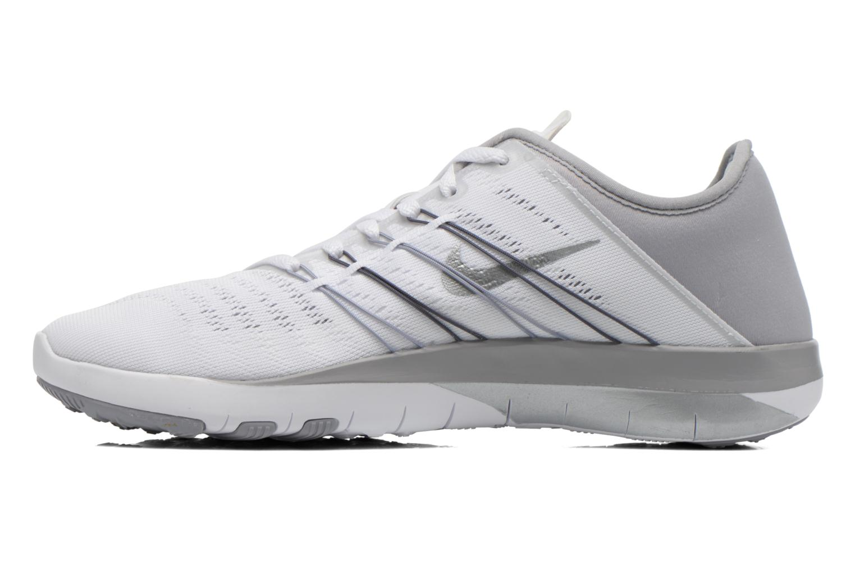 Zapatillas de deporte Nike Wmns Nike Free Tr 6 Blanco vista de frente