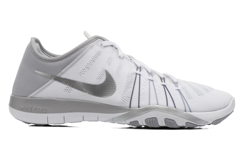Wmns Nike Free Tr 6 White/Metallic Silver-Wlf Grey