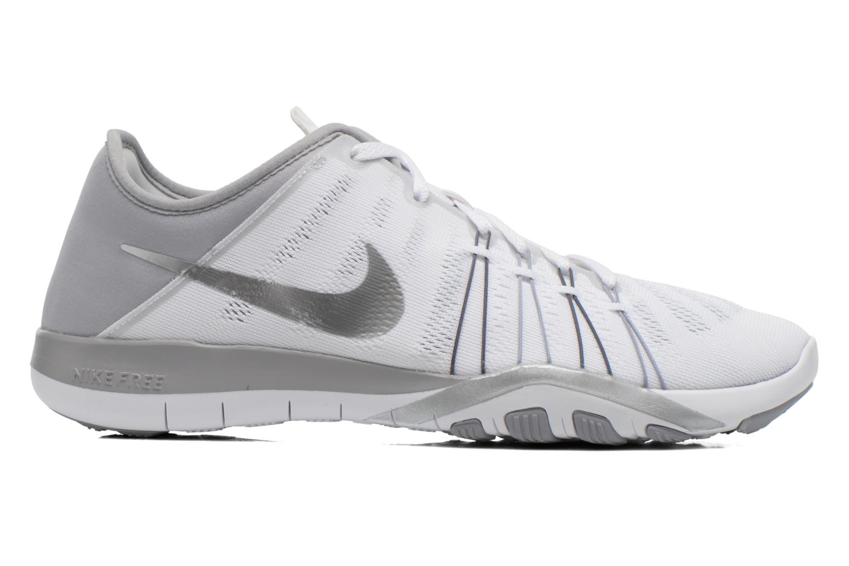 Zapatillas de deporte Nike Wmns Nike Free Tr 6 Blanco vistra trasera