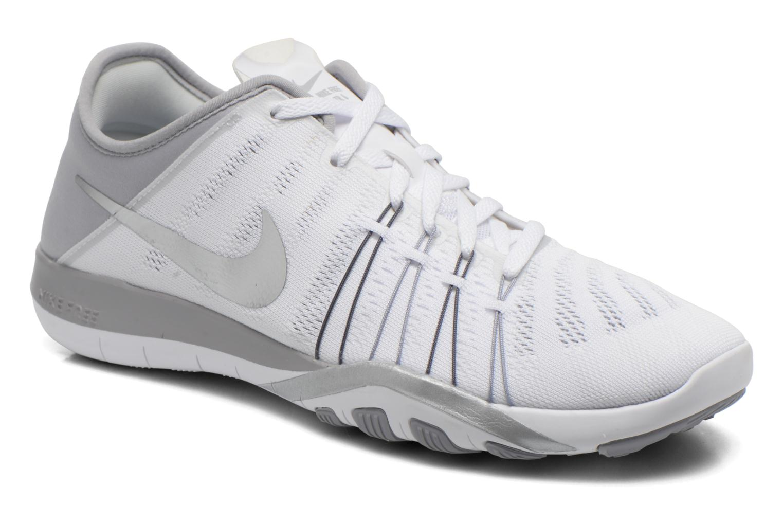 Zapatillas de deporte Nike Wmns Nike Free Tr 6 Blanco vista de detalle / par