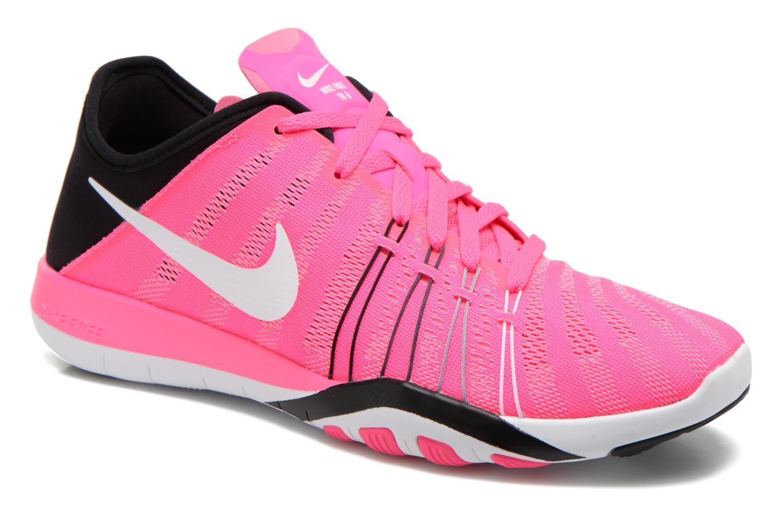 Wmns Nike Free Tr 6 Pink BlastBlack White