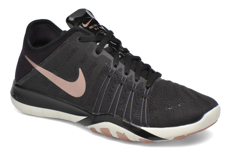 Grandes descuentos últimos zapatos Nike Wmns Nike Free Tr 6 (Negro) - Zapatillas de deporte Descuento
