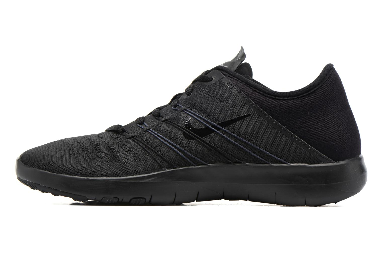 Zapatillas de deporte Nike Wmns Nike Free Tr 6 Negro vista de frente