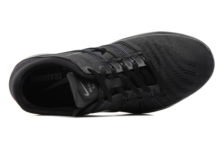 Zapatillas de deporte Nike Wmns Nike Free Tr 6 Negro vista lateral izquierda